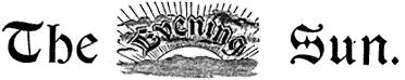 evening_sun_logo