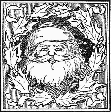 Santa Clause circa 1910